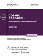 Cosmic Research