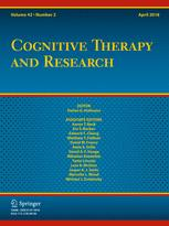 Cognitive Therapy and Research
