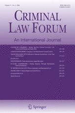 Criminal Law Forum