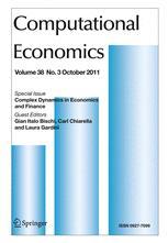 Computational Economics