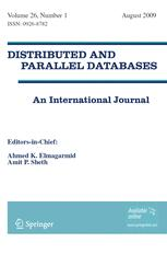 Distributed and Parallel Databases