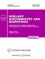 Doklady Biochemistry and Biophysics