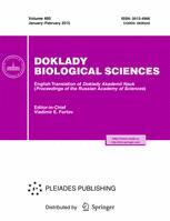 Doklady Biological Sciences