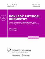 Doklady Physical Chemistry