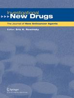 Investigational New Drugs