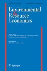 Environmental & Resource Economics