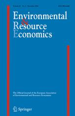 Environmental and Resource Economics