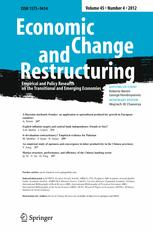 Economic Change and Restructuring
