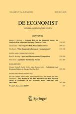 doctoral thesis in economics
