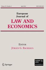 European Journal of Law and Economics