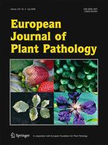 European Journal of Plant Pathology