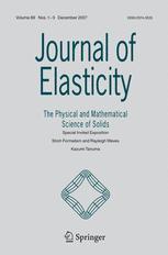 Journal of Elasticity