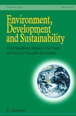 环境,发展和可持续性