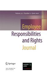 Employee Responsibilities and Rights Journal