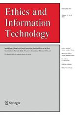 Ethics and Information Technology
