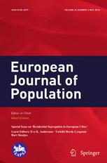European Journal of Population