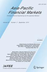 Financial Engineering and the Japanese Markets