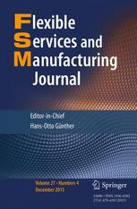 Flexible Services and Manufacturing Journal