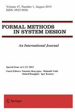 Formal Methods in System Design