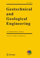 Geotechnical and Geological Engineering