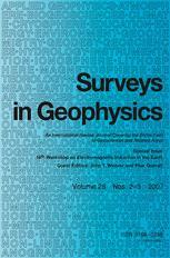 Surveys in Geophysics
