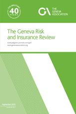 The Geneva Papers on Risk and Insurance Theory
