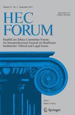 HEC Forum
