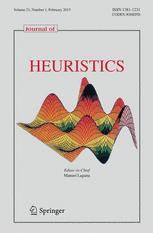 Journal of Heuristics