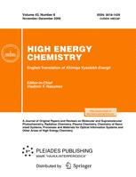 High Energy Chemistry