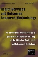 Health Services and Outcomes Research Methodology