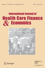 International Journal of Health Care Finance and Economics