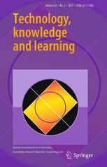Technology, Knowledge and Learning 2/2017