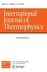 International Journal of Thermophysics