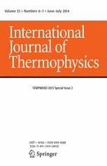 International Journal of Thermophysics