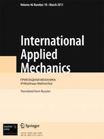 International Applied Mechanics