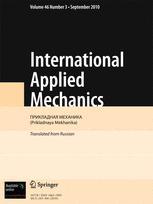 International Applied Mechanics