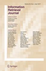 Information Retrieval Journal