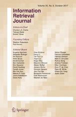 Information Retrieval Journal 5/2017