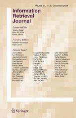 Information Retrieval Journal