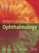 International Ophthalmology