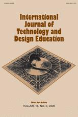 International Journal of Technology and Design Education