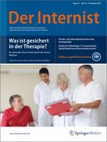 Was ist gesichert in der Therapie 2012?
