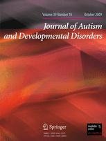 Journal of Autism and Developmental Disorders