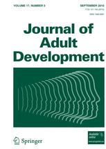 Journal of Adult Development