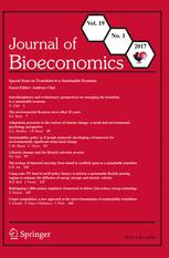 Journal of Bioeconomics