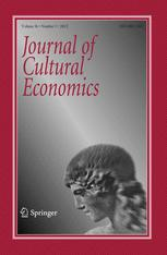 Journal of Cultural Economics