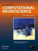 Journal of Computational Neuroscience