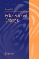 Journal of Educational Change