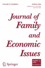 Journal of Family and Economic Issues