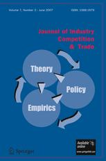 Journal of Industry, Competition and Trade